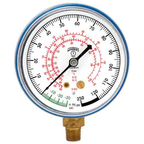in out trading pfg refrigeration gauge