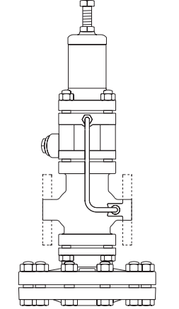DP27, DP27E, DP27G, DP27GY, DP27R and DP27Y Pilot Operated Pressure Reducing Valves with SG Iron Bodies