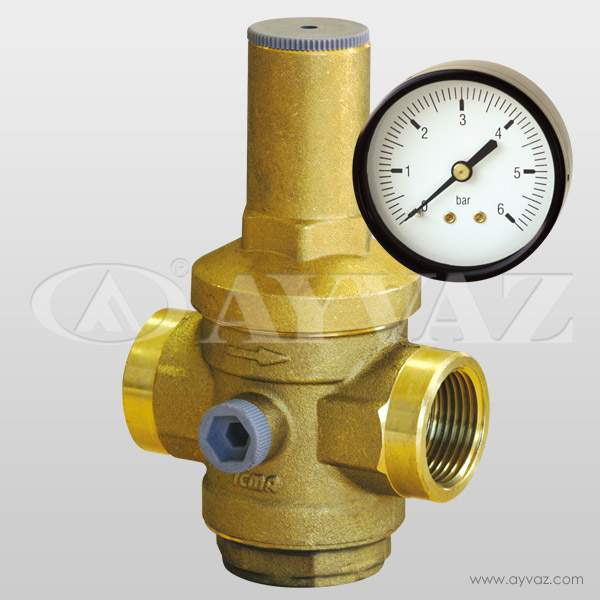 'PRESSURE REDUCING VALVES'