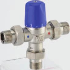 'Thermostatic mixing valves MMV-C (MMV - Compact)'